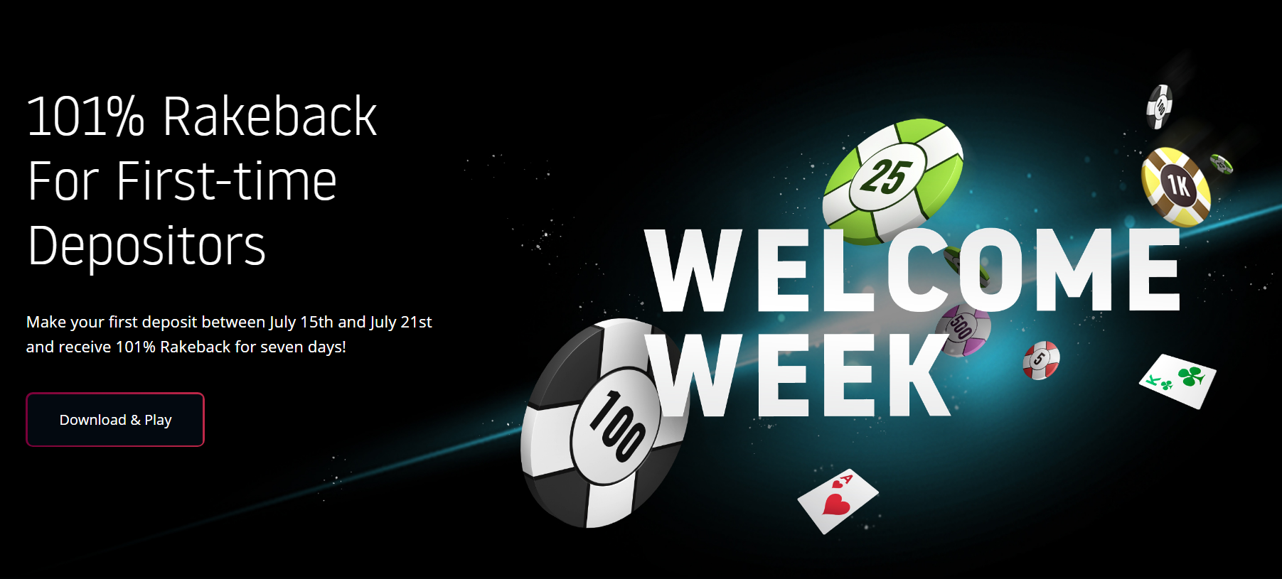 Run It Once Poker has made an all-out effort to boost its traffic by launching a string of new promotions.
