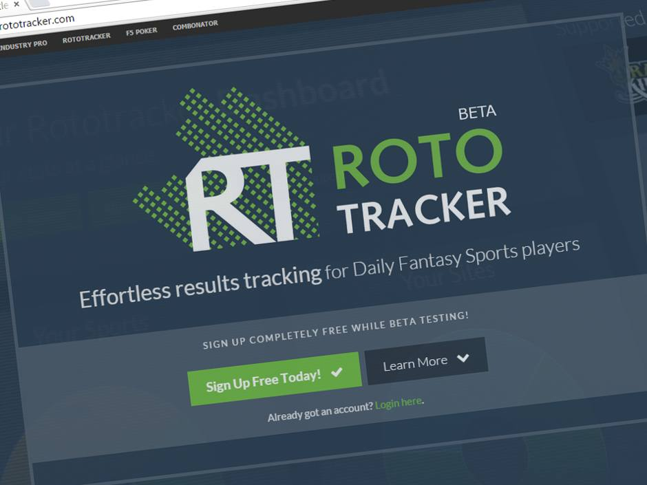 RotoTracker has added support for yet another daily fantasy sports site. With the addition of DraftDay, RotoTracker users can upload and view results from…