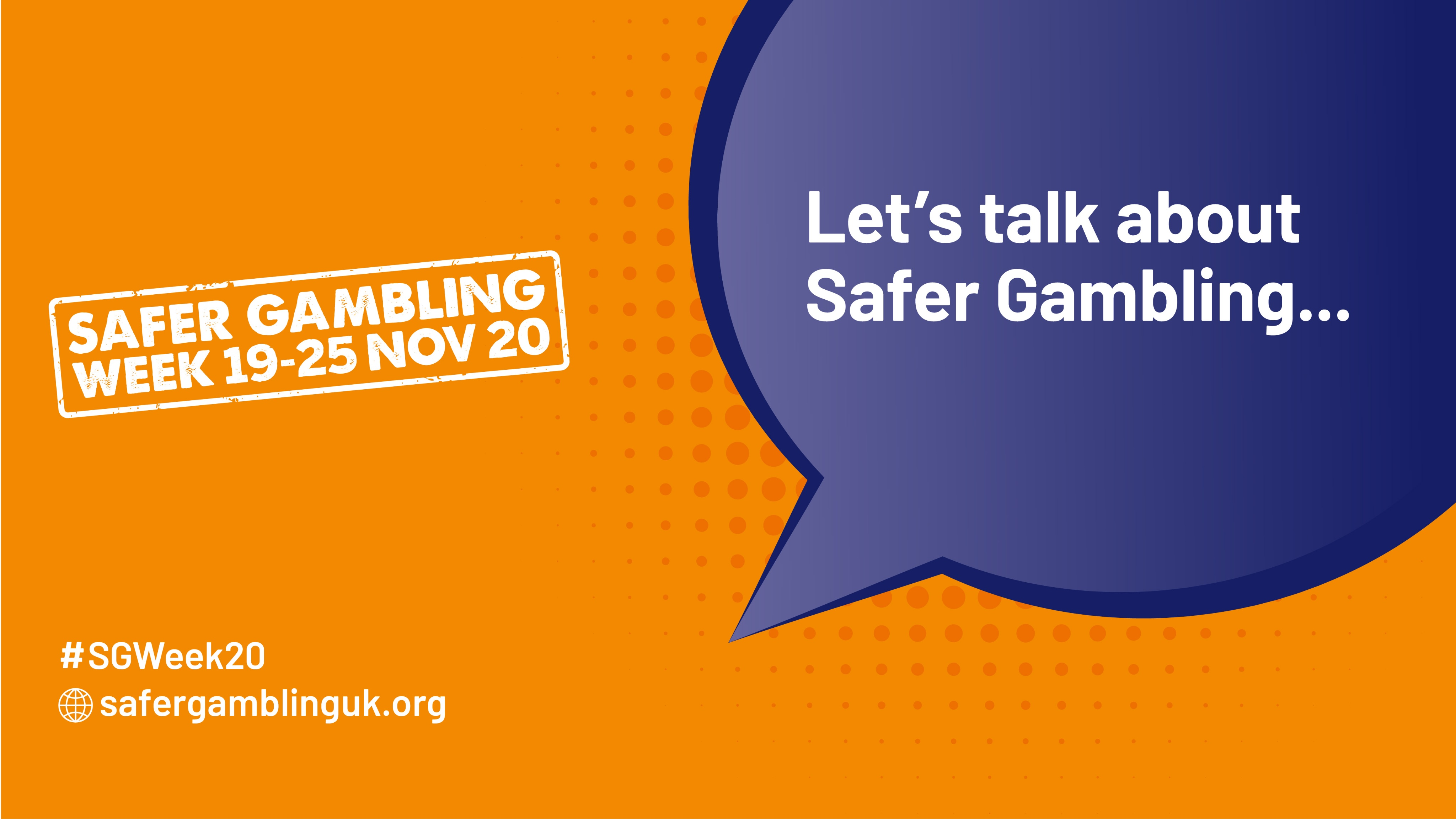 Multiple Online Poker Rooms Support Safer Gambling Week Campaign