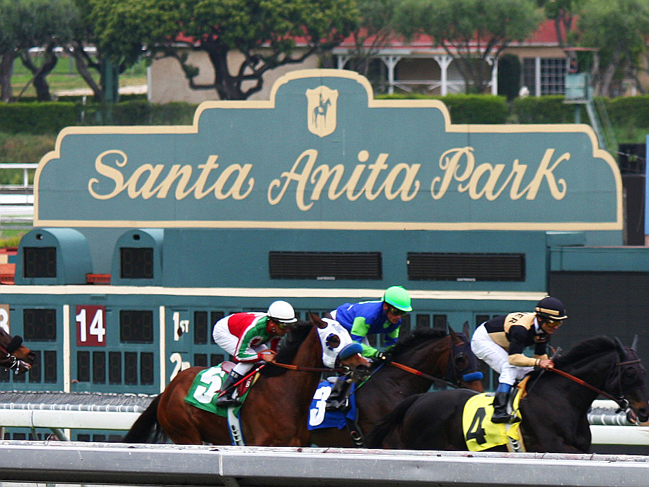 We step off of the derby trail this week and head west to Santa Anita for the G2 Buena Vista Stakes.  The Buena Vista is a $200,000 filly and mare turf event…