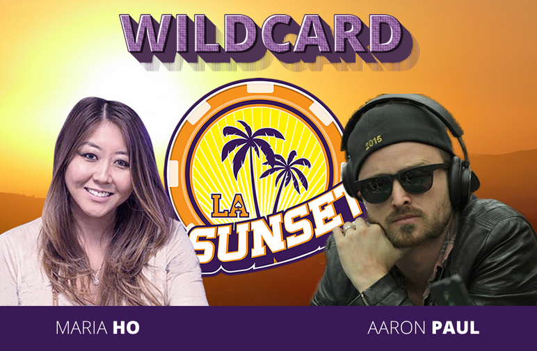 Known by many around the word as Jesse Pinkman from the hit TV series Breaking Bad, Emmy award winner Aaron Paul joins the LA Sunset Global Poker League Team…