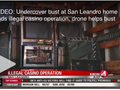 Rise of The Machines: Drone Helps Undercover Cops Bust Illegal Casino