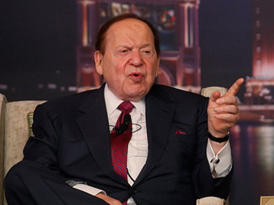Adelson will be giving one of two keynote speeches at the trade show which runs from September 30 to October 2, and with an audience composed of the illuminati of the land based and online gambling industry, he is expected to expound on his opposition to online poker in the US.