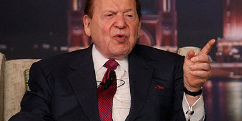 Staunch online gaming opponent Sheldon Adelson and his casino empire is in the spotlight in the first episode of a new web series. The Tim James Show compares…