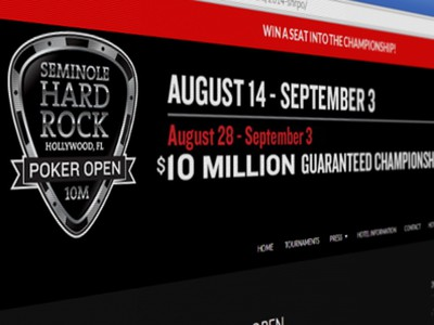 The Florida Seminole Hard Rock Poker Open (SHRPO) failed to draw the crowd its organizers expected over the Labor Day weekend.