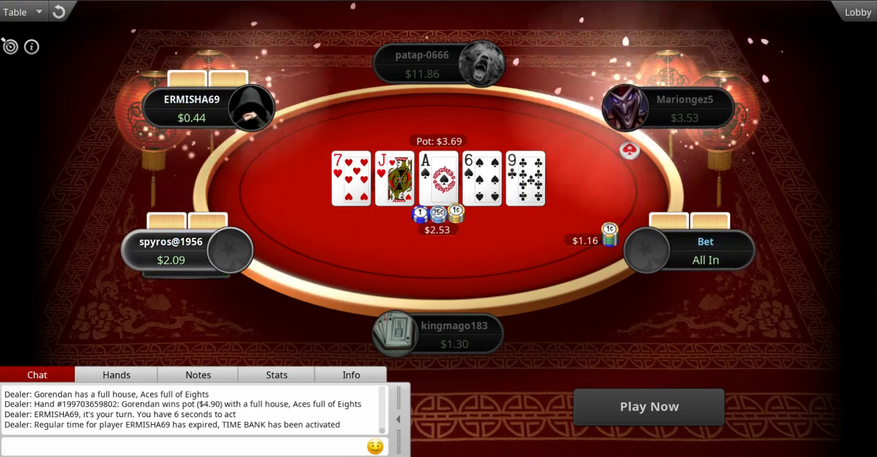 The world's leading online poker giant, PokerStars has announced in a press statement that  6+ Hold'em (the company's Short Deck Poker game)...