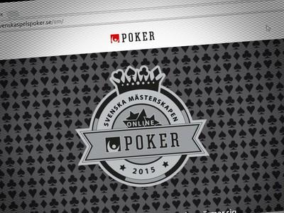 Online poker sm svenska spel