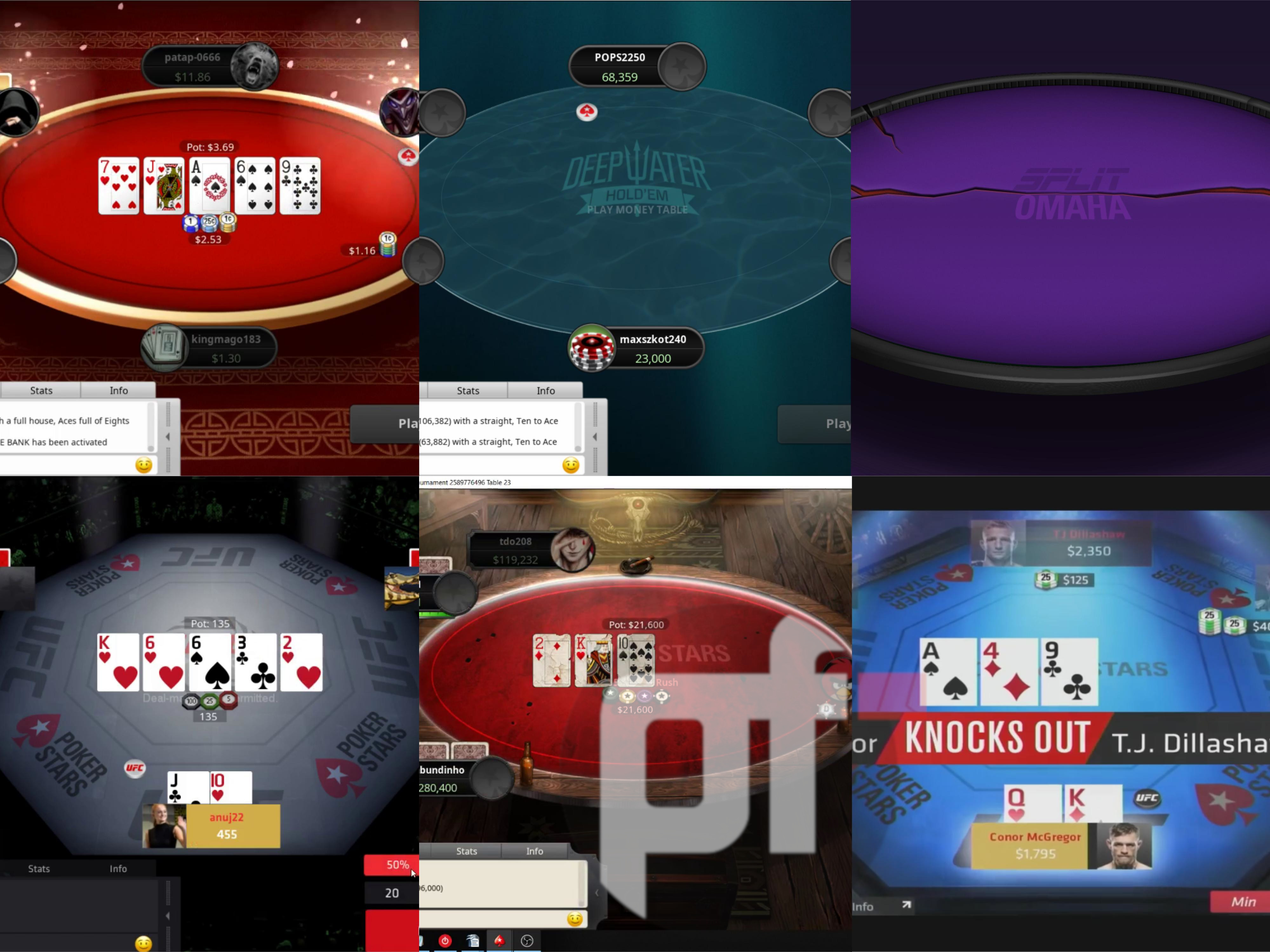 Online poker giant PokerStars has always been at the forefront of offering new poker innovations and introducing concepts that aim to attract new players to…