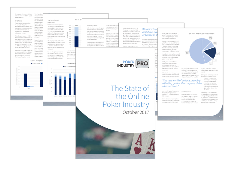 Poker Industry PRO is excited to announce its latest in-depth industry report, The State of the Online Poker Industry, available today free of charge for our…