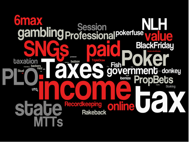 Part 1 of our new series on tax for professional poker players.