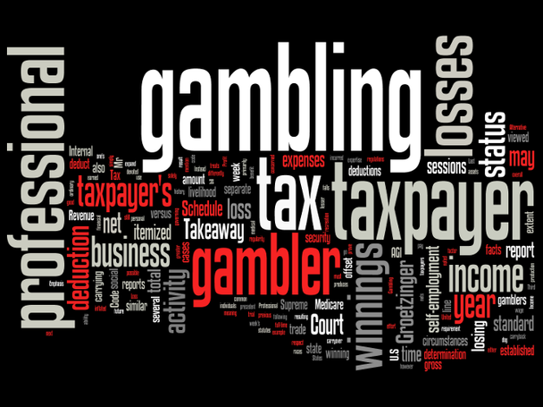 Gambling winnings tax code