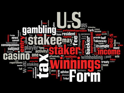 Taxation of Gambling: Tax Implications of Staking Activity