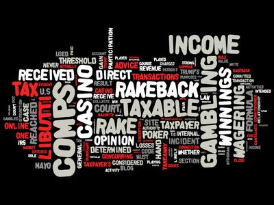 Gambling winnings tax rate california 2017