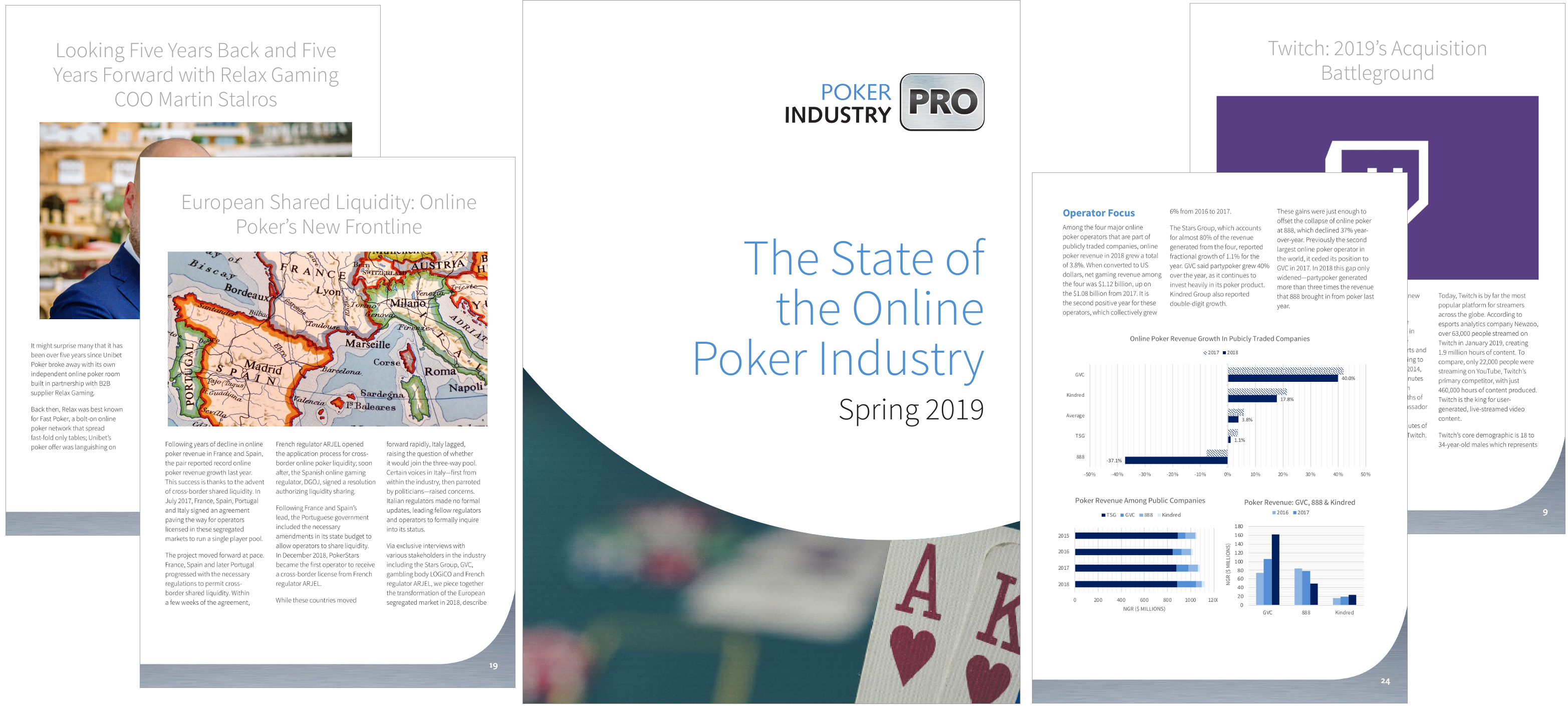 The report provides in-depth analysis of several aspects of the online poker industry including a detailed look at recent marketing strategies, product development, the regulatory landscape affecting the growth of the game and other key indicators.