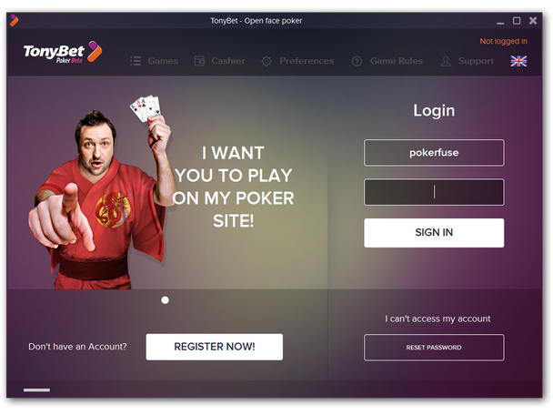 how to start an online poker site