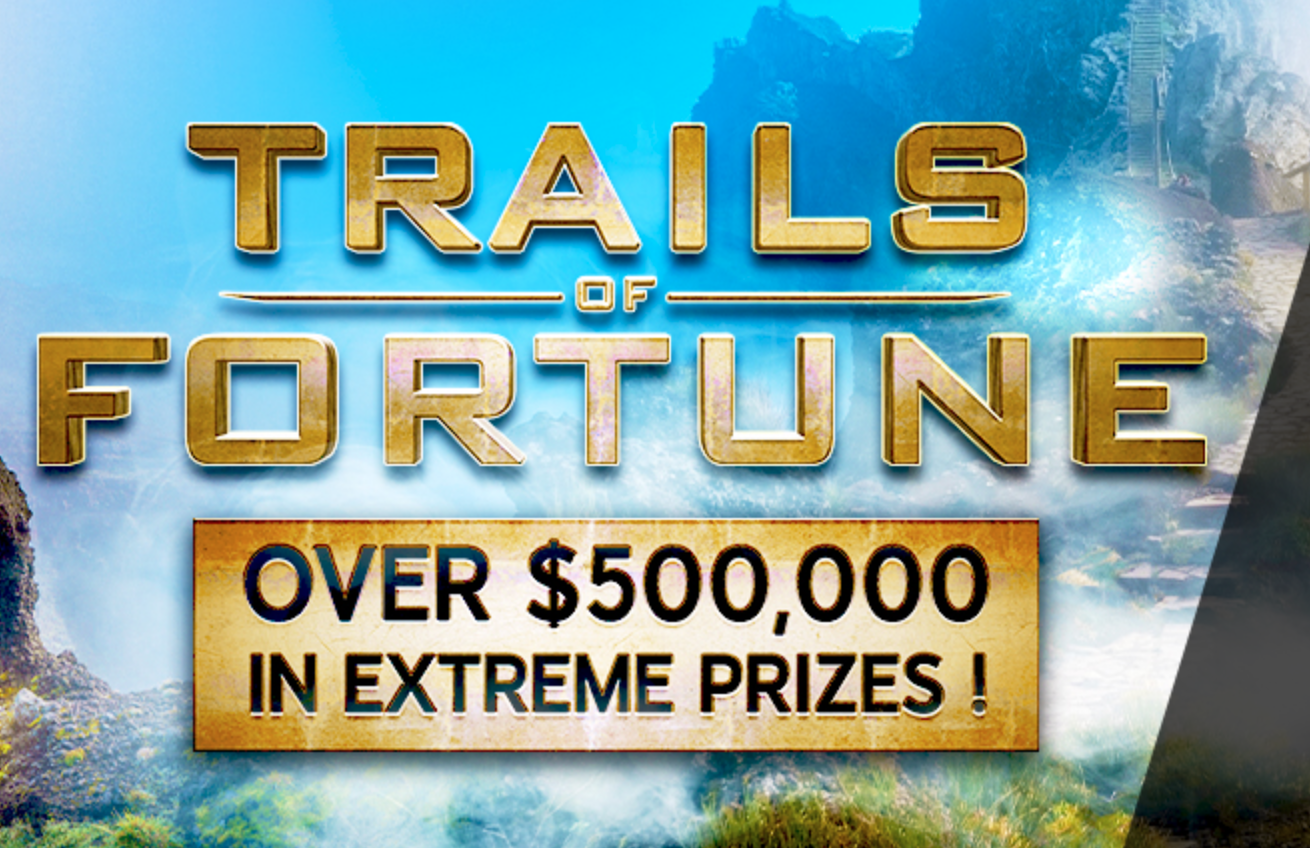 888poker Giving Away 500 000 Via Trails Of Fortune Promotion