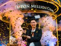 Aaron Zang, a Chinese recreational player emerged victorious, outlasting a field of over 50 players to earn himself £13.7 million.