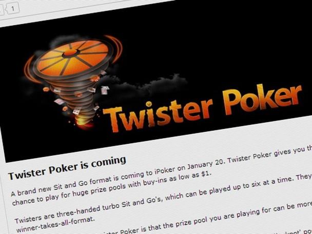 poker tournament format