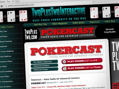 Two plus two forum internet poker counting cards blackjack online