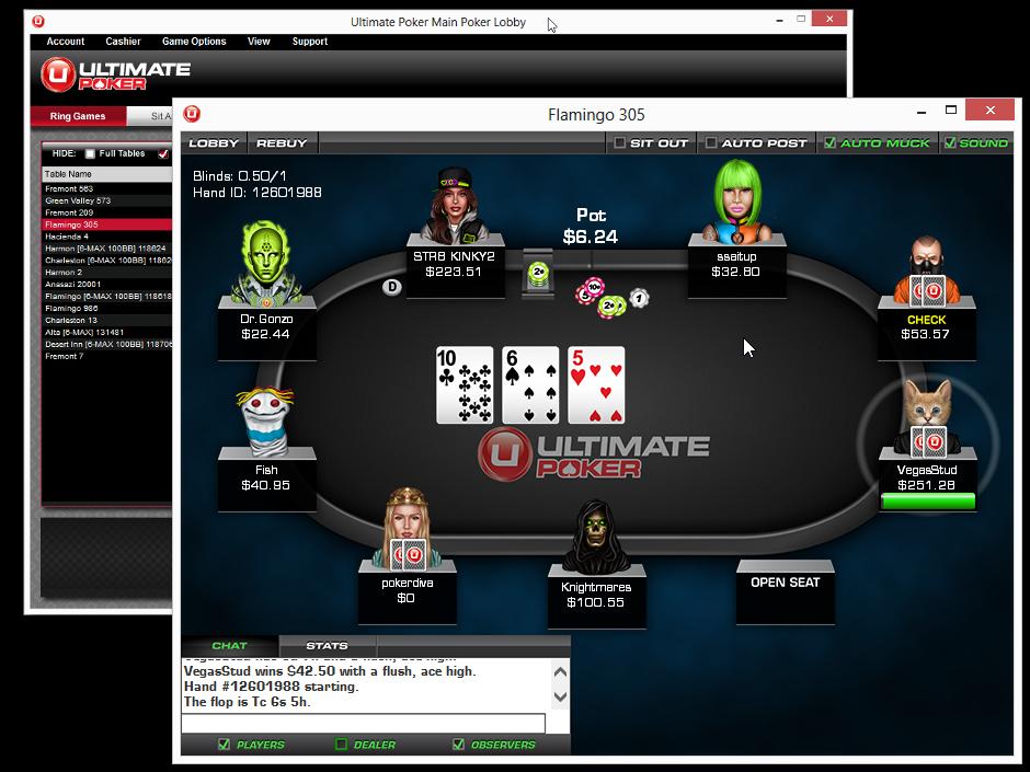 Poker Programme