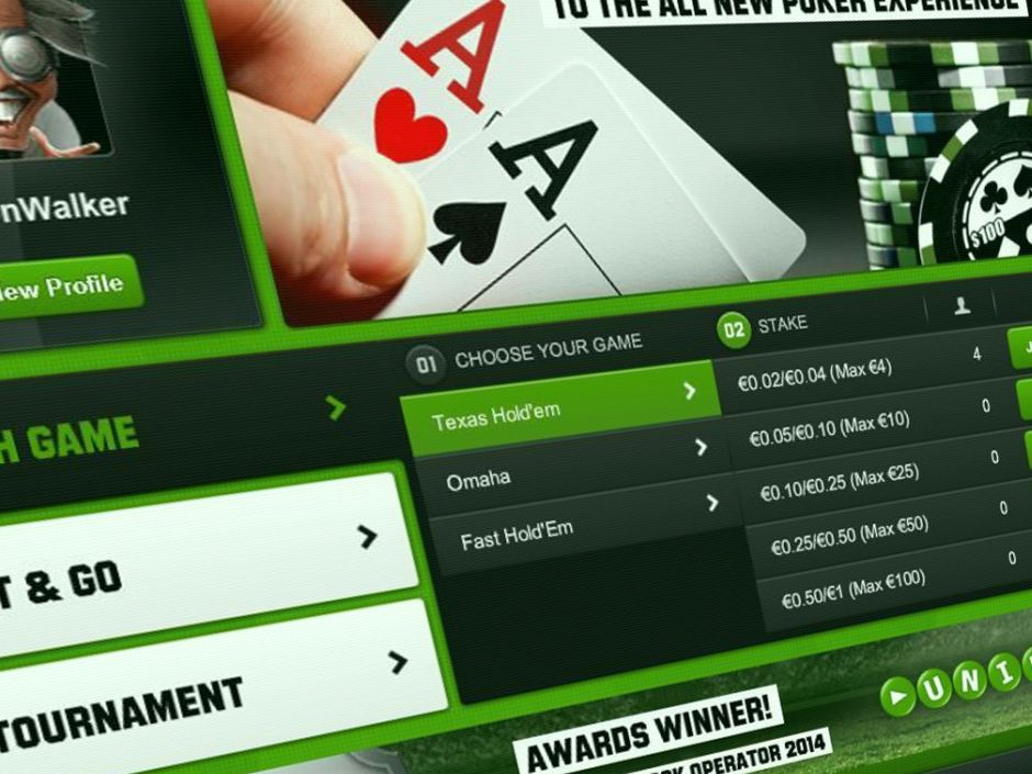 Unibet to Unveil All New Online Poker Software