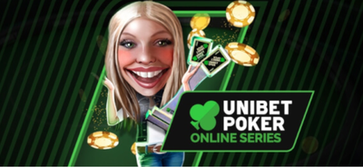 Unibet Schedules its Largest Ever Online Poker Tournament Series