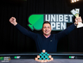 The Romanian leg of the Unibet Open concluded with Marius Pertea winning the €1,100 Unibet Open Bucharest Main Event for €90,925.