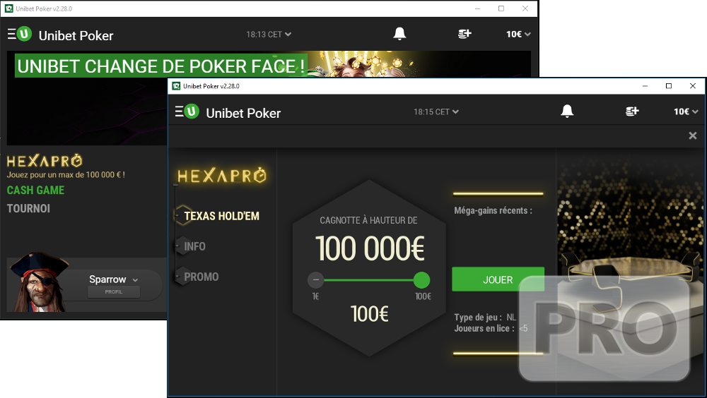 Unibet has used Relax Gaming for online poker in the primary dot-com market for over five years, using its custom-built online poker software to run an independent online poker room.