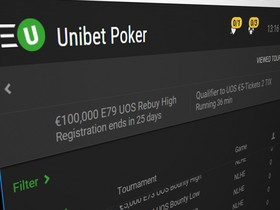 The Unibet Online Series (UOS) is the first online poker tournament series from the independent operator. The premiere online poker series comes four years…