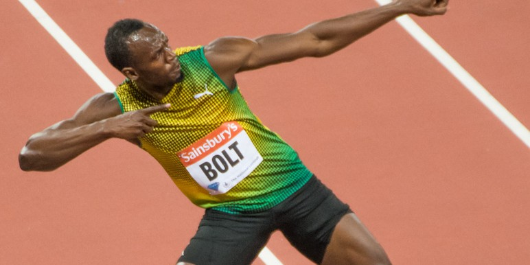 Eight-time Olympic gold medalist Usain Bolt is the latest athlete to team up with leading online poker platform PokerStars, opening the site's first ever…