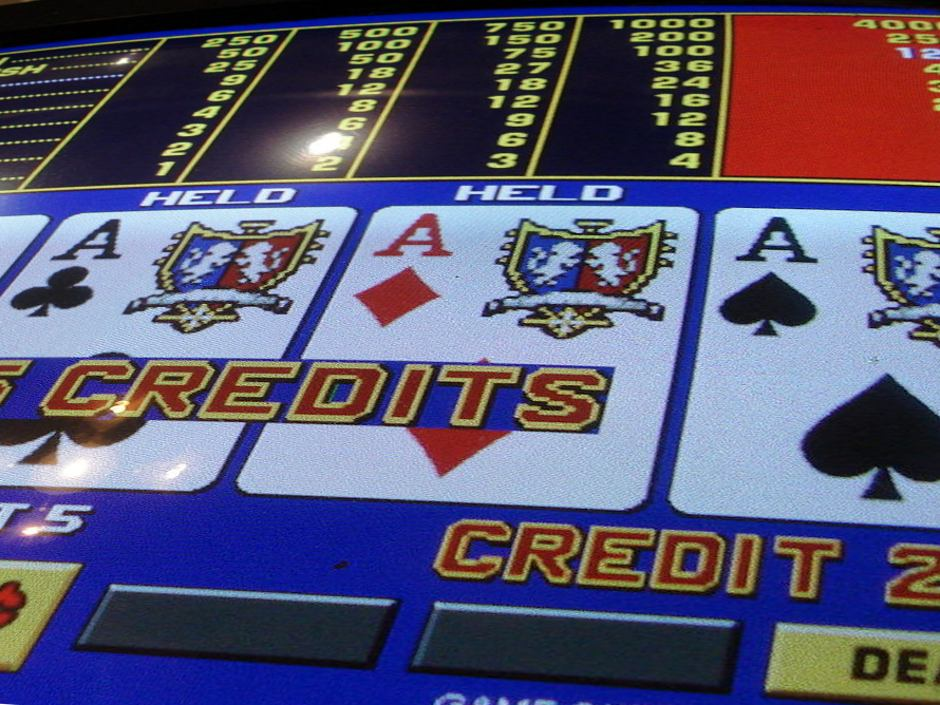 Is Video Poker a Skill Game?