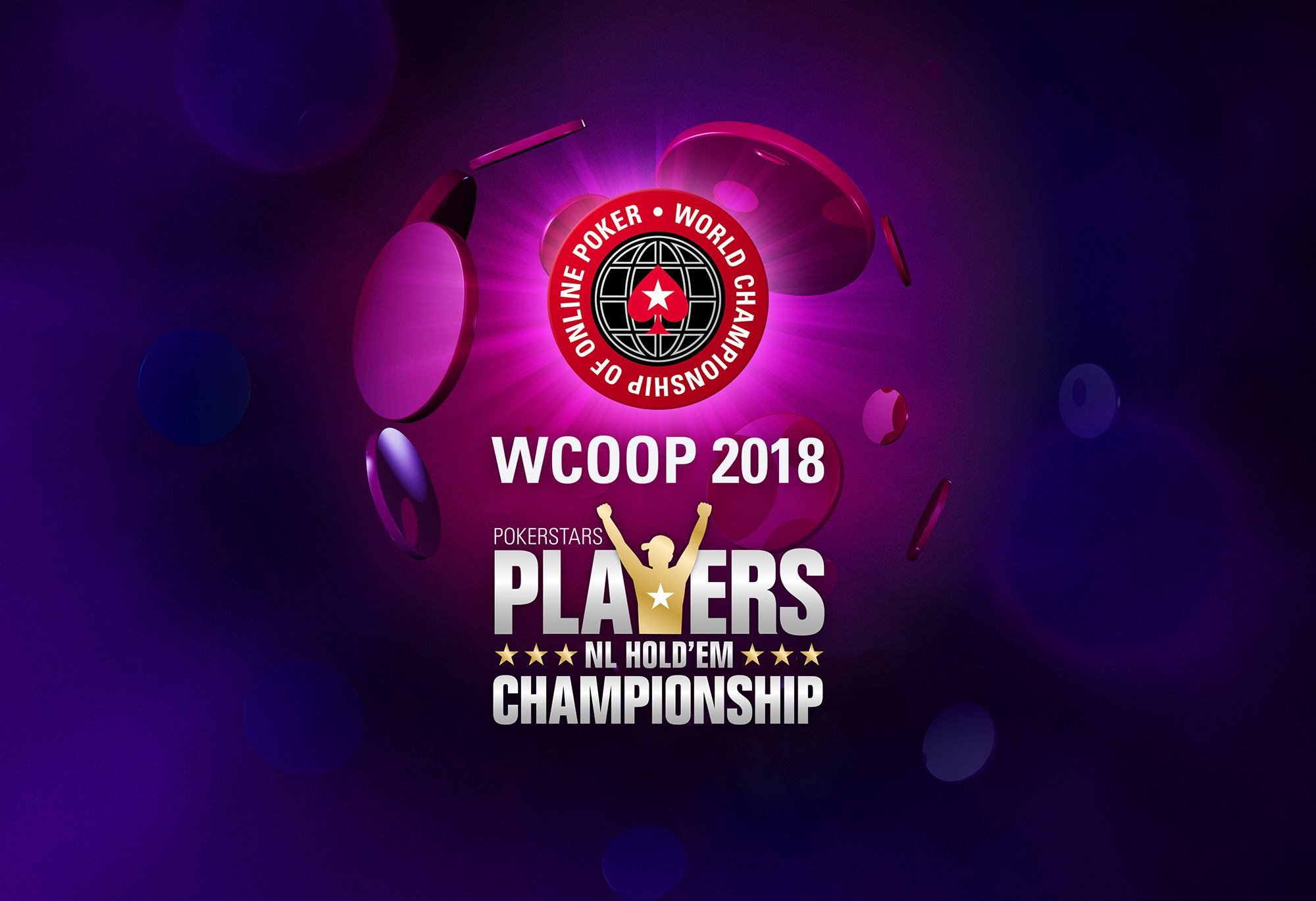 With over 60 events and a total of 182 tournaments, PokerStars' marquee event of the year—the World Championship of Online Poker (WCOOP)—return…