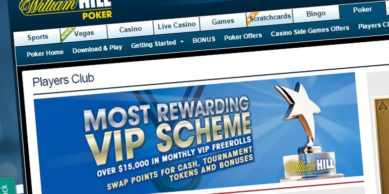 William hill rakeback deal gambling to win.com