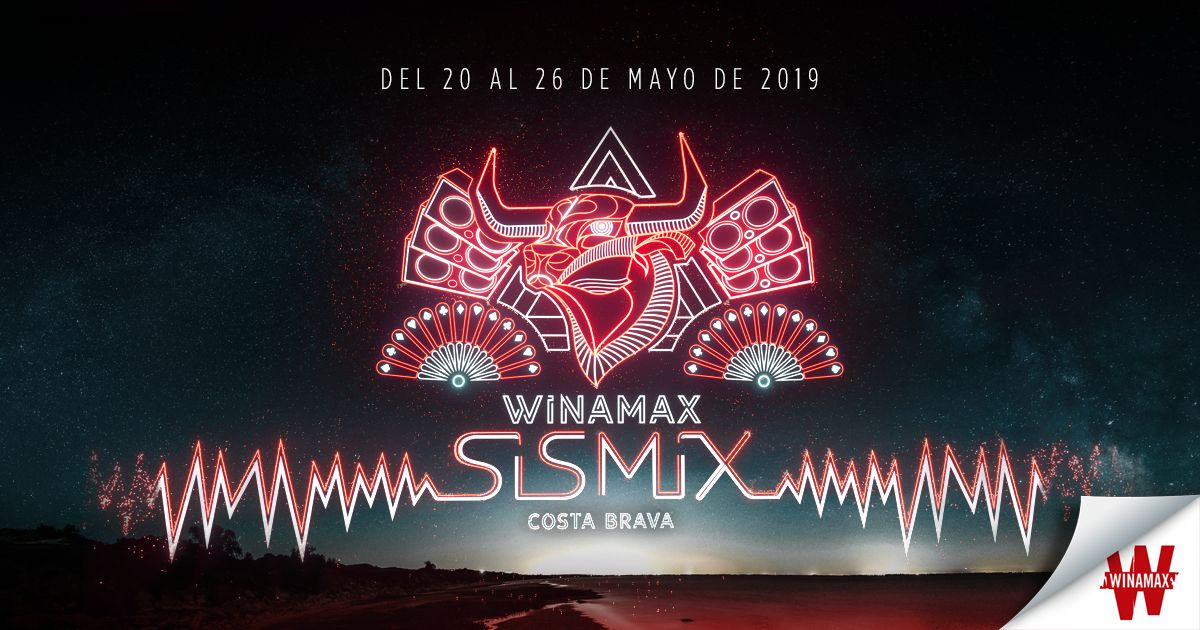 Winamax Live Heads to Spain for the First Time with SISMIX Costa