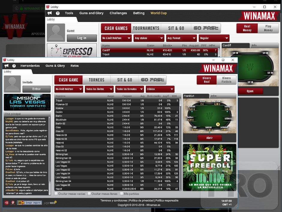 After years of planning, six months waiting for their online gaming license, and a short eight day wait for technical approval, Winamax has finally launched online poker in Spain.
