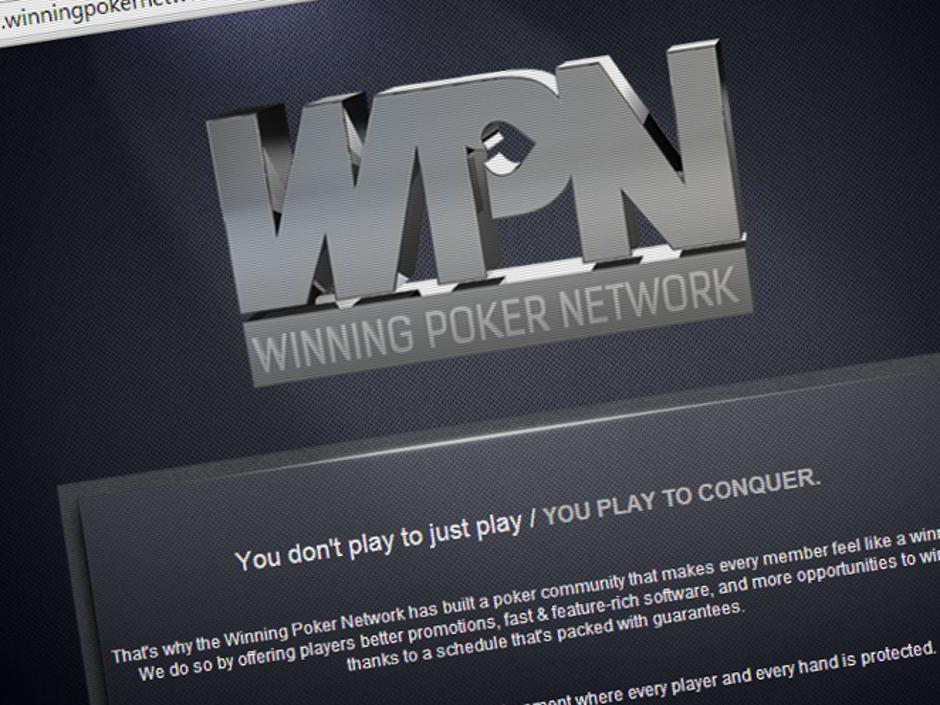 In a sudden move Wednesday, the Winning Poker Network announced that it will no longer be accepting real-money activity from customers who reside within the states of Nevada, Delaware and New Jersey.
