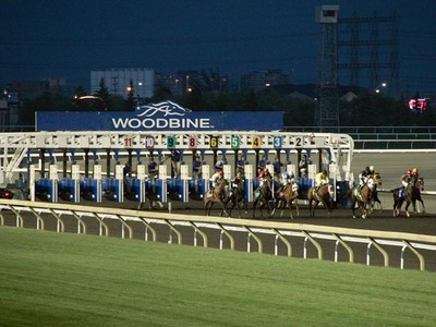 Woodbine Racetrack Upcoming Events