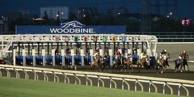 Woodbine Racetrack Poker