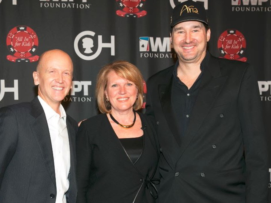 Joining forces once again, The Children's Hospital of Philadelphia (CHOP) and The WPT Foundation put on a night to remember at the Mandarin Oriental New…
