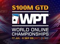 A Recently Upgraded Partypoker Mobile App Allows WPT World Online Championships Events to be Played in Portrait Mode