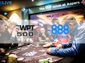 """With its affordable buy-in, massive $1 million guarantee, and added online accessibility, WPT500 London is exactly the type of tournament we look to include in 888poker's offering to our players."""