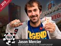 With two gold bracelets, four final table appearances and 11 cashes at this year's World Series of Poker, it is no surprise that Jason Mercier walked…