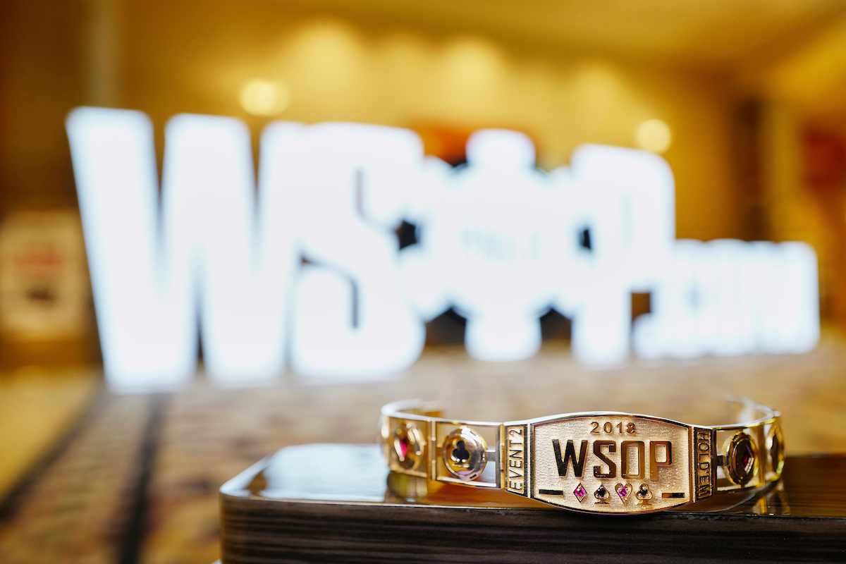 The 50th anniversary of the World Series of Poker (WSOP) will see a record nine online bracelet events.