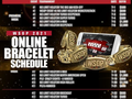 Breaking: WSOP Online 2021 Domestic Bracelet Series Full Schedule Revealed