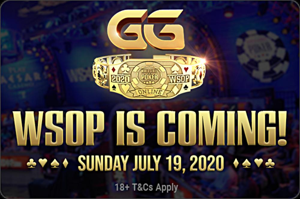 Breaking: GGPoker to Host World Series of Poker Online Bracelet Events