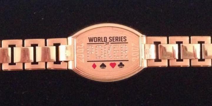 Poker bracelet for sale