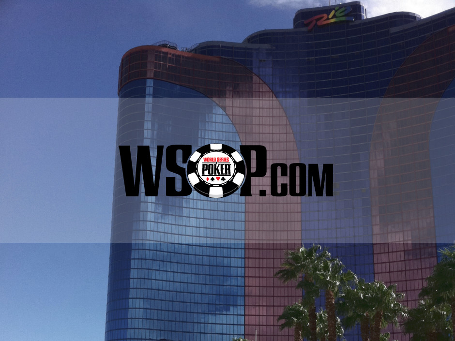 WSOP is running a fully slate of satellites in both Nevada and New Jersey. The official sponsors 888 and Winamax are offering a variety of satellites.