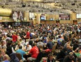Highlights of the day's action at the WSOP Main Event.