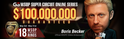 A Big Weekend for WSOP.com Super Circuit Online Series at GGPoker
