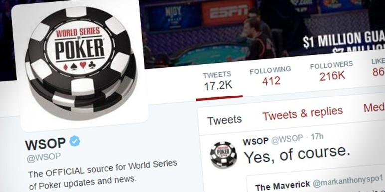 Organizers of the 2016 World Series of Poker (WSOP) are putting social media front and center as part of its media strategy with the introduction of new social…